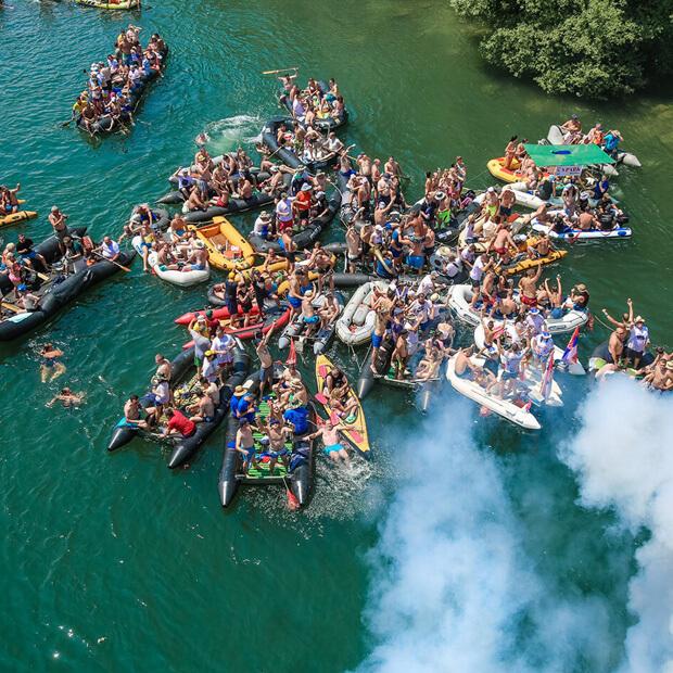 Drinska regata Bajina Basta